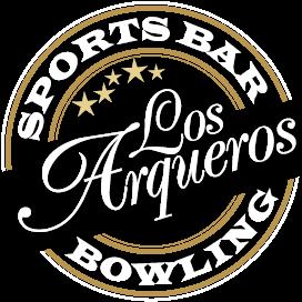 logo bowling los arqueros